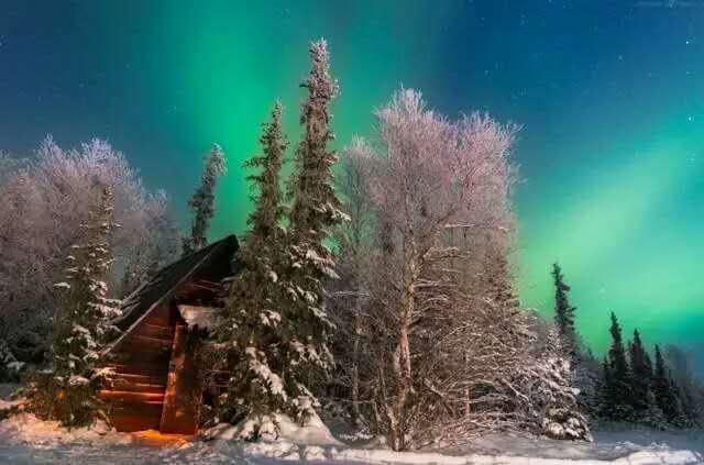 上帝烟火、幻色雪景 —俄罗斯19晚11日休闲摄影之旅