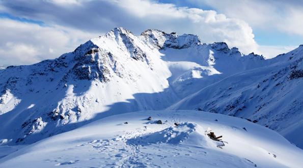 达古冰川4日摄影采风创作团