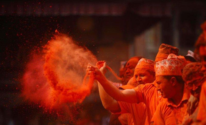尼泊尔新年摄影之旅