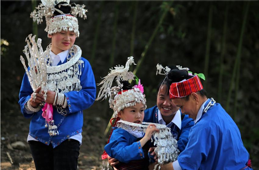 贵州苗族姊妹节民俗深度摄影创作