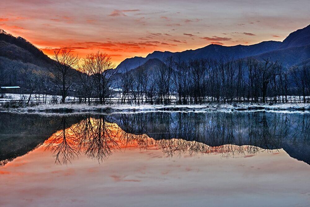 神龙架大九湖冬雪摄影创作行程(1月5-6日)