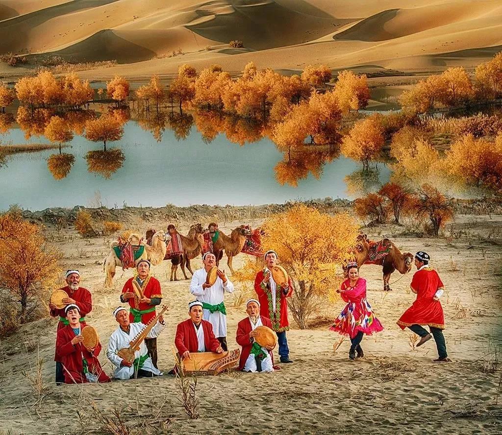 十月南疆 | 帕米尔风情、巴楚最美胡杨林深度摄影团招募中... ...